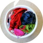 150 teach kids to wash clothes